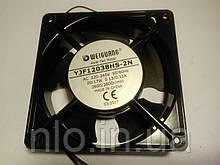 Вентилятор для зварювального апарату 120 х 120 мм 220 V