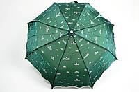 Зонт Франция зеленый