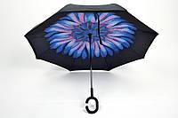 Зонт Up-brella розовый
