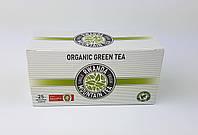 Organic Green Tea Rwanda Mountain 25 pack (Органический высокогорный зеленый чай 25 пак.)