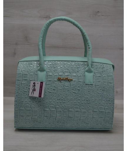 610662bf53c7 Каркасная женская сумка