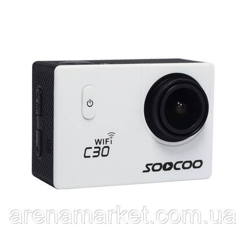 Екшн-камера Soocoo C30 4K WiFi - білий