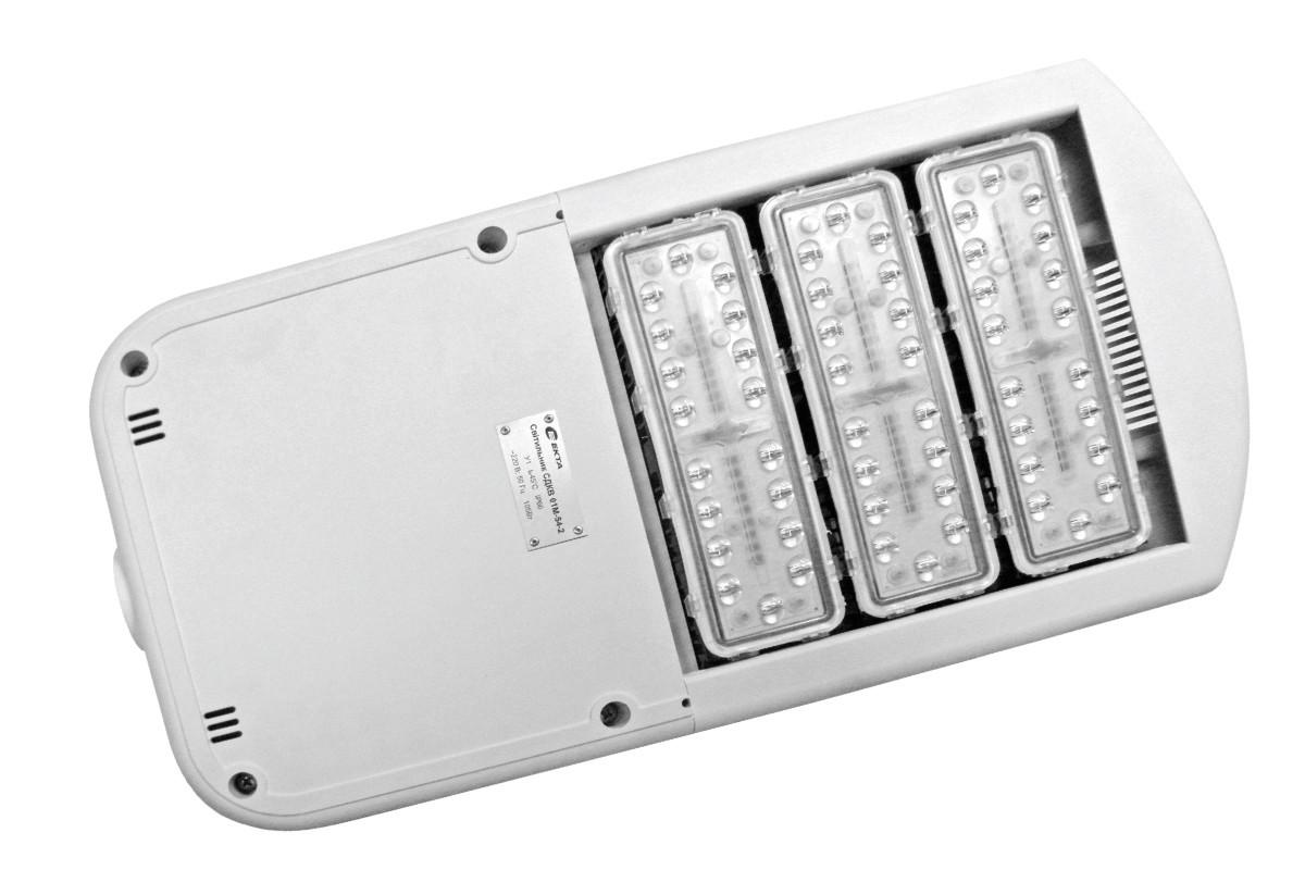 """Уличный LED светильник Экта """"СДВ 02-54"""" 115W 13500Lm консольный светодиодный"""