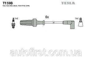 Высоковольтные провода Tesla T159B для автомобилей Renault