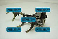 Механизм переключения передач Таврия, 1102, 1103, 1105 АвтоЗАЗ Chevrolet Lanos (245.1702010-01)