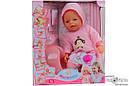 Пупс кукла Baby Born Беби Борн Warm baby c аксессуарами многофункциональный №8