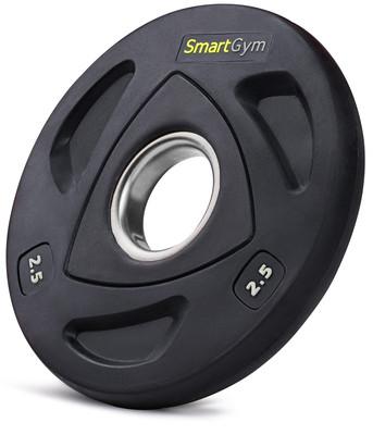 Диск олімпійський SmartGym 2,5 кг