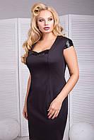 Вечернее платье с паетками с 50 по 58 размеры
