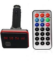 Fm-модулятор c Bluetooth для авто   Fm-модулятор в прикуриватель