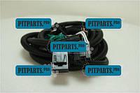 Жгут проводов противотуманных фар Ланос, Сенс к-т (проводка для туманок, ПТФ) Chevrolet Lanos (96236220)