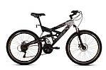 """Горный велосипед ARDIS STRIKER 777 AMT 26"""" 18""""  Черный/Серый"""
