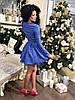 Женское короткое платье , фото 4