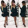 Женское мини платье , фото 3