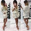 Женское мини платье , фото 4