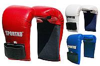 Перчатки (накладки) для каратэ.