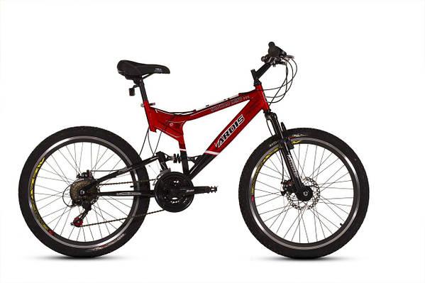 """Подростковый  велосипед ARDIS STRIKER 777 AMT 24""""  Красный"""