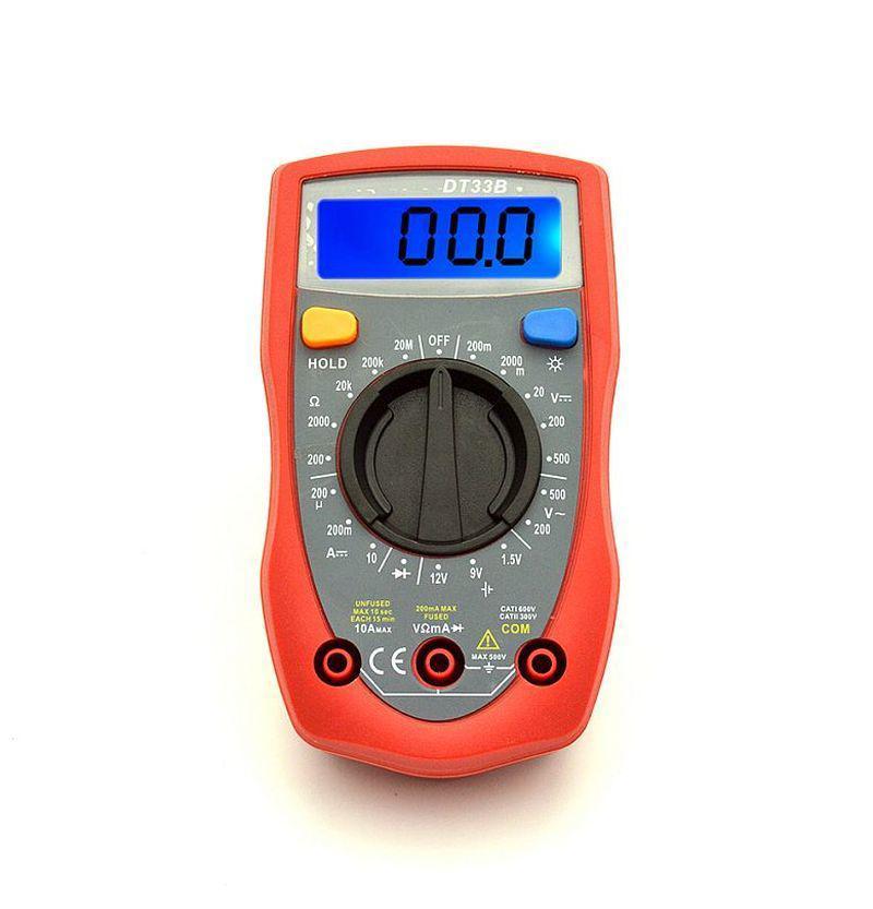 Цифровой мультиметр Dt33b