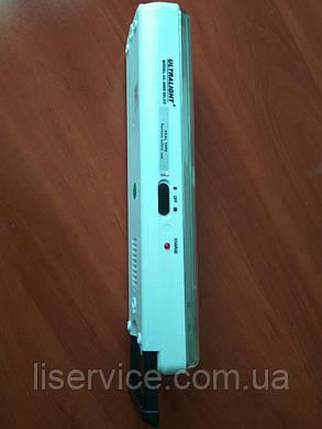 Светильник аккумуляторный Ultralight UL-6660 60 LED             , фото 2