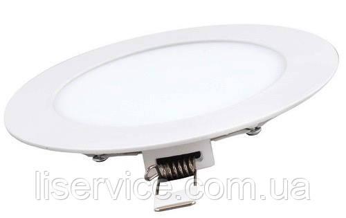 Светильник ТМ Ultralight UL-05 5W  4000К  круг встраиваемый  , фото 2