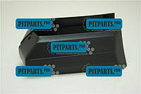 Накладка бампера 2106 боковая  (к-т 2шт) ВАЗ-2106 (2106-2803052-10)