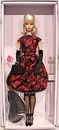 Колекційна лялька Барбі Силкстоун / Barbie Elegant Rose Cocktail Doll Dress, фото 6
