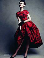 Колекційна лялька Барбі Силкстоун / Barbie Elegant Rose Cocktail Doll Dress, фото 8