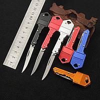 Нож ключ для самообороны или повседневных нужд! Перочинный ножик в ключе!