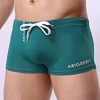 Качественные мужские купальные плавки шортами, разные цвета, размеры., фото 1