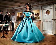 Колекційна лялька Барбі Силкстоун Бальна сукня / Barbie Fashion Model Collection Ball Gown 2013, фото 2