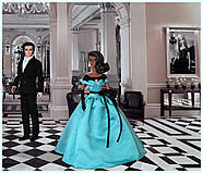 Колекційна лялька Барбі Силкстоун Бальна сукня / Barbie Fashion Model Collection Ball Gown 2013, фото 3