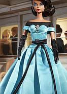Колекційна лялька Барбі Силкстоун Бальна сукня / Barbie Fashion Model Collection Ball Gown 2013, фото 7