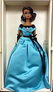 Колекційна лялька Барбі Силкстоун Бальна сукня / Barbie Fashion Model Collection Ball Gown 2013, фото 8