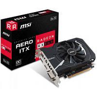 MSI Radeon RX 560 4096Mb AERO ITX OC (RX 560 AERO ITX 4G OC)