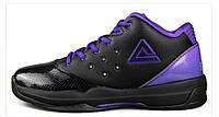 Баскетбольные кроссовки Peak black-violet