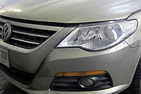 "Volkswagen Passat CC - установка биксеноновых линз Infolight Ultimate +50% LIGHT G5 2,5"" дюйма"