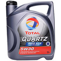 Моторное масло Total Quartz Ineo ECS 5W-30,5л
