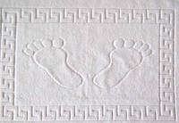 Полотенце для ног махровое 100% хлопок (50 х 70см)