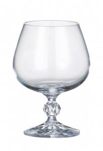 Набор бокалов для коньяка Bohemia Klaudie 40149 250 мл 6 шт