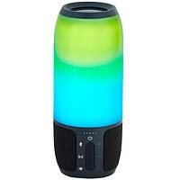 Хит 2020! JBL PULSE 3 портативная Bluetooth колонка, цвет черный
