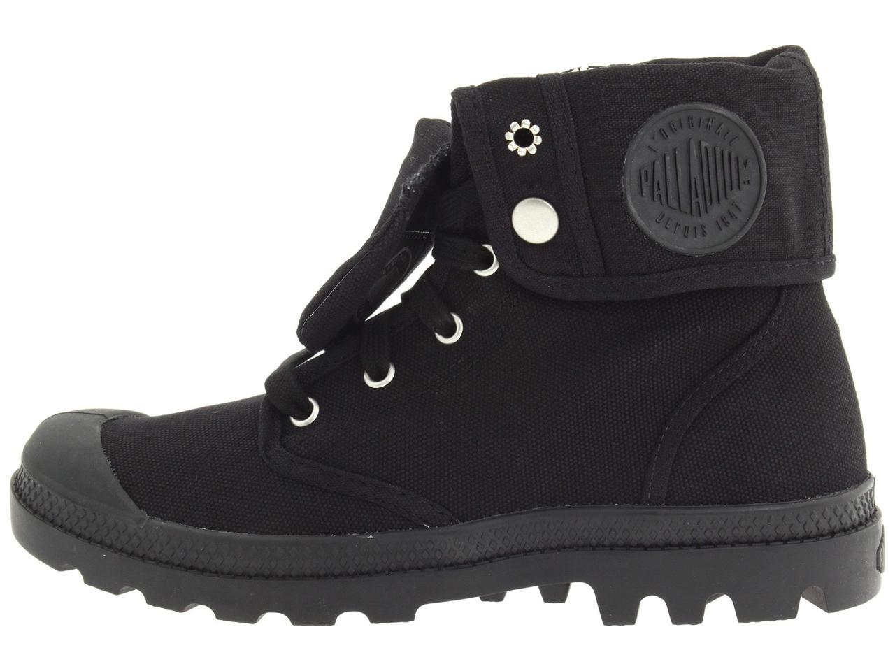 Ботинки Сапоги (Оригинал) Palladium Baggy Black Black  продажа 1f9972bcd6718