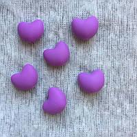Сердце (силиконовые бусины)