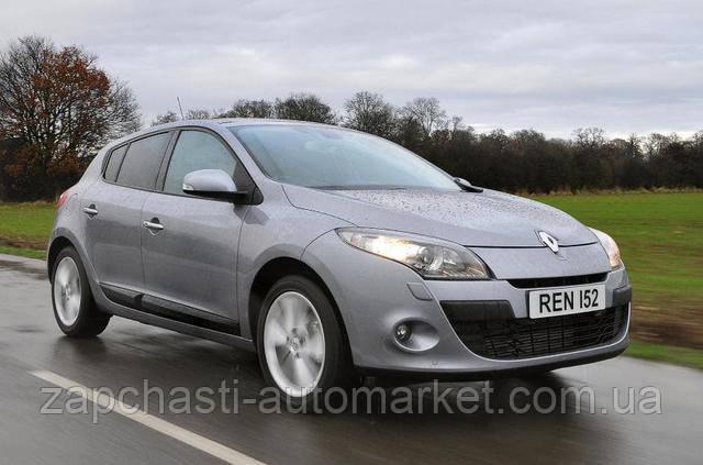 (Рено Меган)Renault Megane 2009-2013