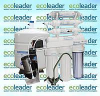 Cистема обратного осмоса с помпой AquaLeader RO-7 pump