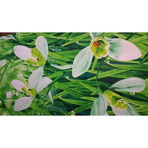 Постельное белье Весна перкаль ТМ Царский дом (Евро), фото 2