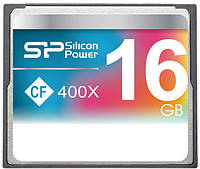 Silicon Power Compact Flash 16 GB 400x