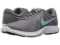 a29c41038af1 Кроссовки Кеды (Оригинал) Nike Revolution 4 Gunsmoke Ocean Bliss Dark Grey