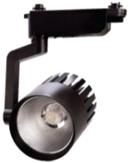 """Светильник трековый ТМ """"Ultralight"""" TRL620 20W белый/черный LED"""