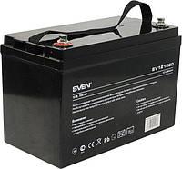 Аккумулятор для ИБП 12V 100Ah SVEN SV121000