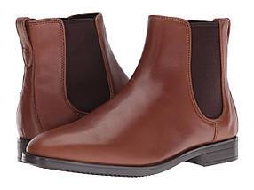 Ботинки/Сапоги (Оригинал) COACH Claremont Chelsea Dark Saddle