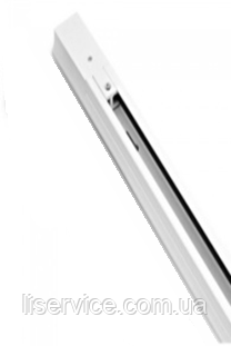 Шинопровод 1ф., белая, 3 м., фото 2